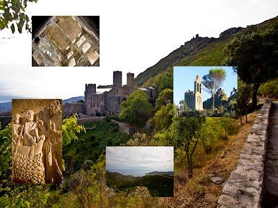 El triangle de la Serra de Rodes: St Pere, st salvador i santes Creus Visites guiades, visites guidés, info@empordabrava.net www.facebook.com/empordabrava CATALÀ, CASTELLANO, FRANÇAIS, ENGLISH and others