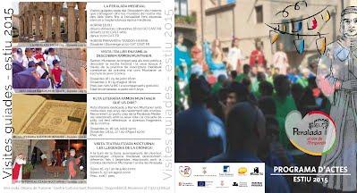 Activitats any Ramon Muntaner Peralada
